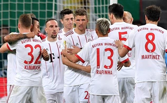 Xé lưới Leverkusen 6 lần, Bayern Munich gửi chiến thư tới Real Madrid - Bóng Đá