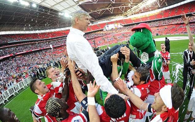 Arsene Wenger & Những thăng trầm ở Arsenal - Bóng Đá