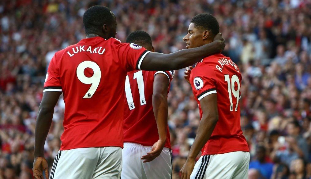 Hạ Tottenham, Lukaku thách thức Man City - Bóng Đá