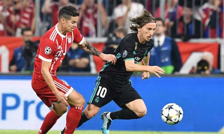 Đội hình tiêu biểu lượt đi bán kết Champions League: Tràn ngập sắc đỏ! - Bóng Đá