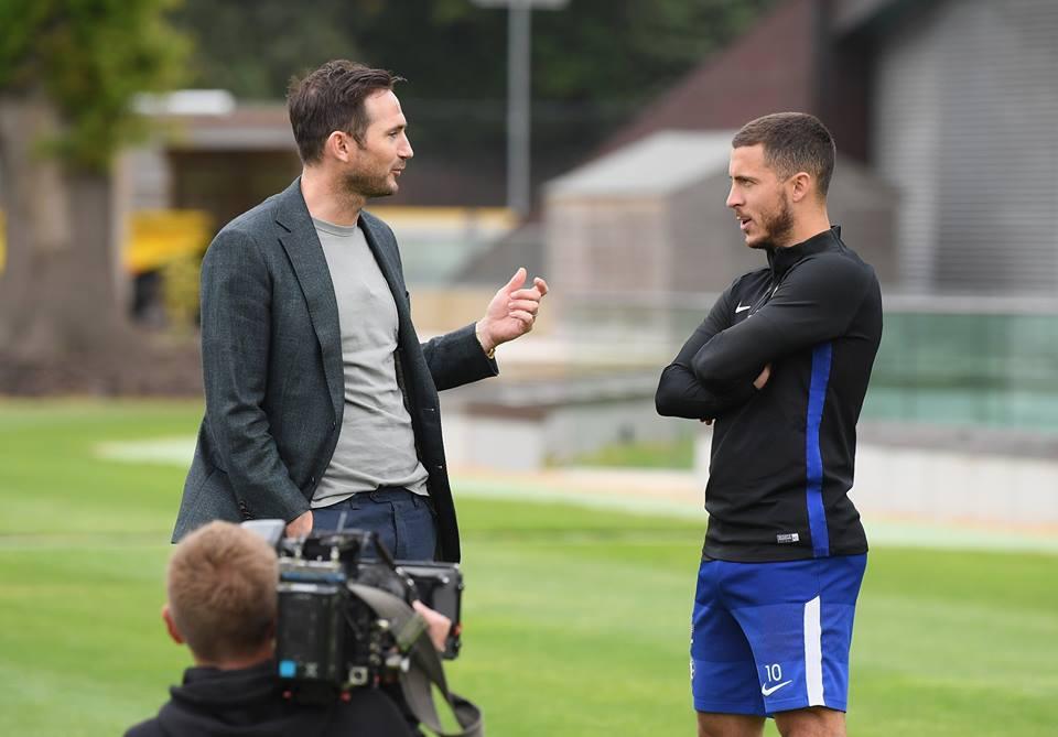 Frank Lampard bất ngờ trở lại Chelsea - Bóng Đá