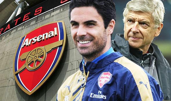 Wenger có ủng hộ Arteta ngồi ghế nóng Arsenal? - Bóng Đá