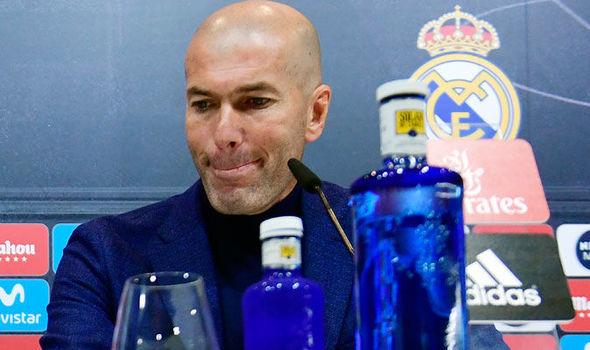 Vì sao Zidane rời Real? Sốc với lý do được TIẾT LỘ - Bóng Đá