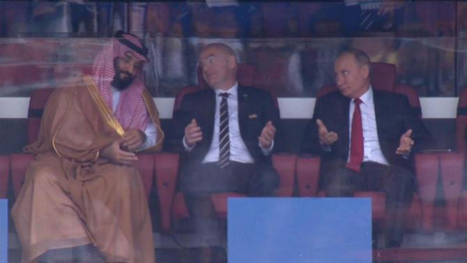 Nga mở điểm ở World Cup, tổng thống Putin phản ứng cực ngầu - Bóng Đá
