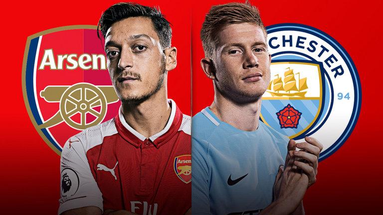 NÓNG: Man City đại chiến Arsenal ở trận khai màn Premier League - Bóng Đá