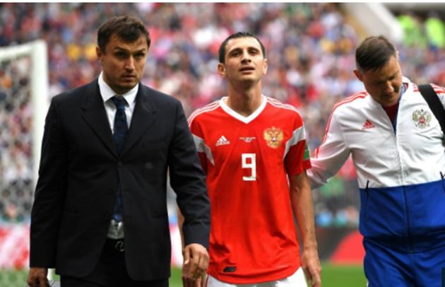 SỐC: Chủ nhà Nga nguy cơ mất trụ cột chỉ sau 1 trận ở World Cup - Bóng Đá