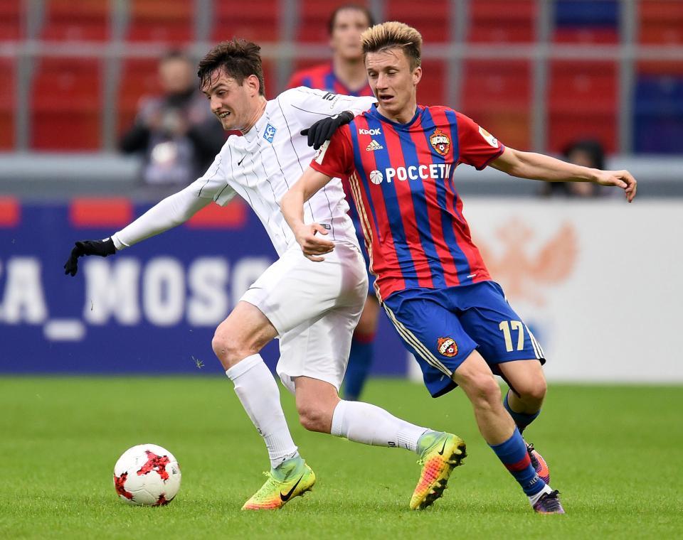 'Cậu bé vàng' Aleksandr Golovin tỏa sáng: Là ai mà M.U, Arsenal thèm khát? - Bóng Đá