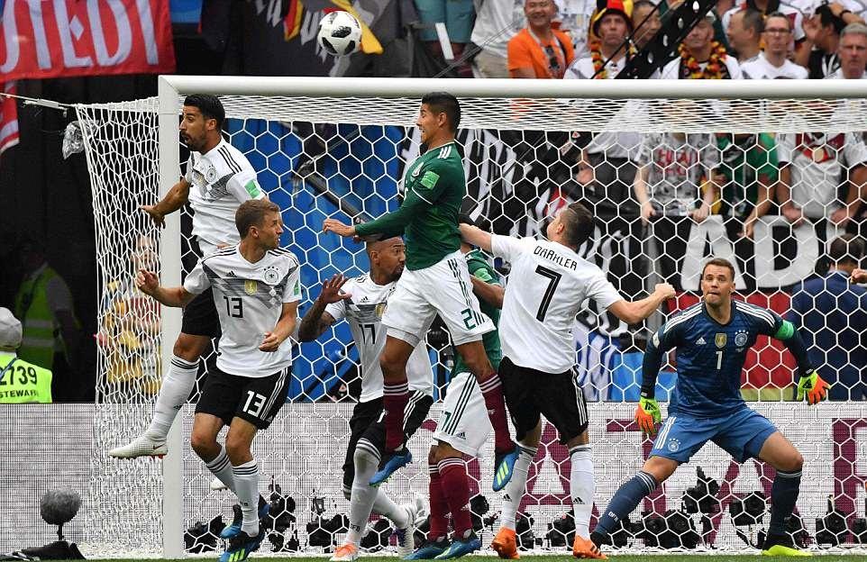 Thống kê xoay quanh trận Mexico 1-0 Đức: 'Kỷ lục' xấu hổ sau 36 năm - Bóng Đá
