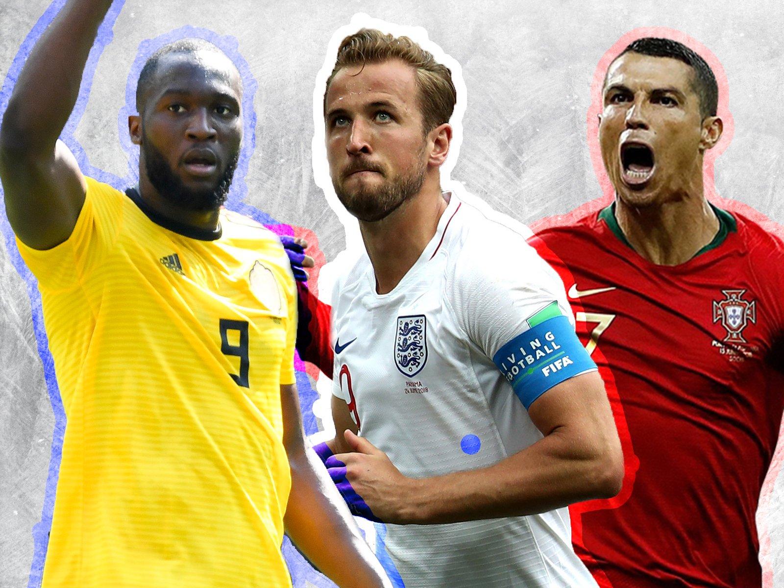 ĐHTB lượt trận thứ 2 vòng bảng World Cup 2018: Kane, Lukaku lche mờ Ronaldo  - Bóng Đá