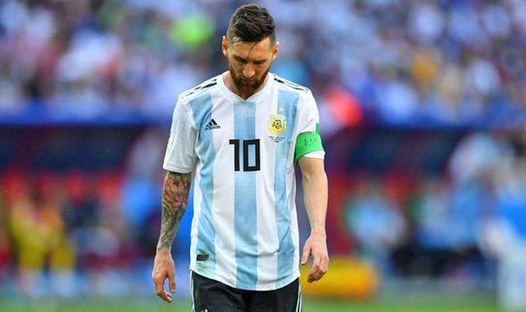 NÓNG: Argentina bị loại, Lionel Messi chia tay đội tuyển? - Bóng Đá