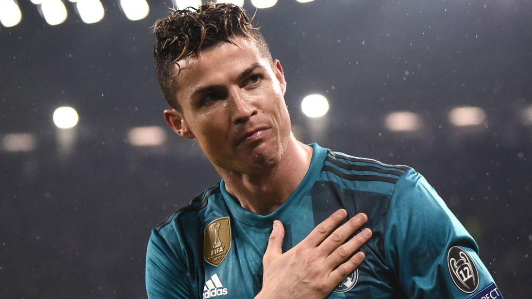Real đồng ý bàn Ronadol cho Juventus