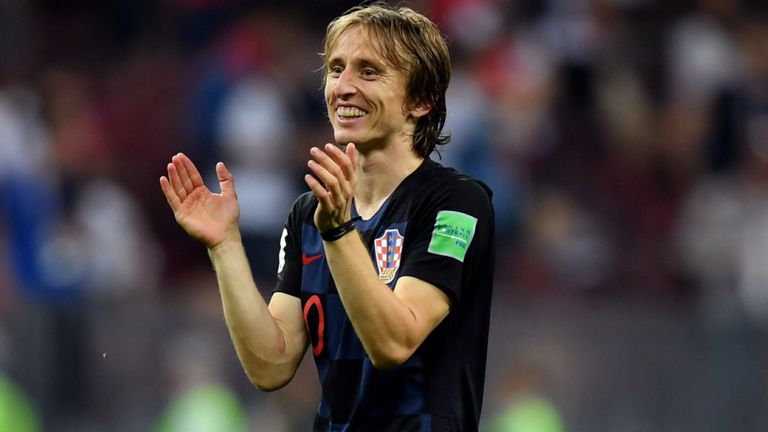 Đội hình tiêu biểu bán kết World Cup 2018: Pháp áp đảo! - Bóng Đá