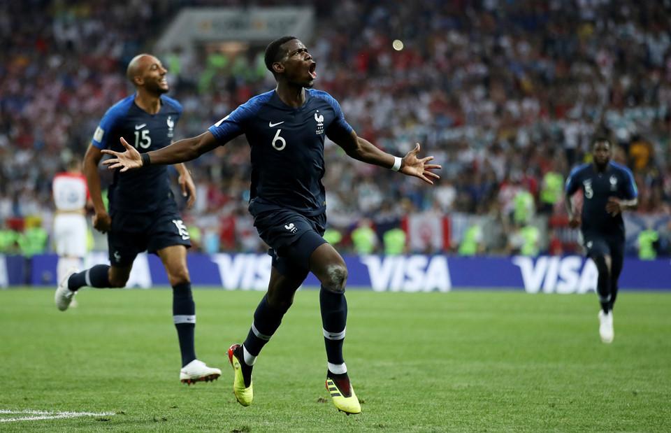 Paul Pogba bị coi là 'nỗi xấu hổ, vô kỷ luật' trước khi ghi bàn cho Pháp - Bóng Đá
