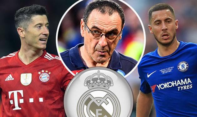 Real Madrid lên kế hoạch khủng thay Ronaldo: 432 triệu kèm cỗ máy ghi 254 bàn - Bóng Đá