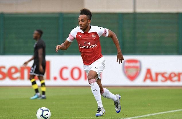 Arsenal lại hủy diệt đối thủ 9-0 trong ngày ra mắt của tân binh - Bóng Đá