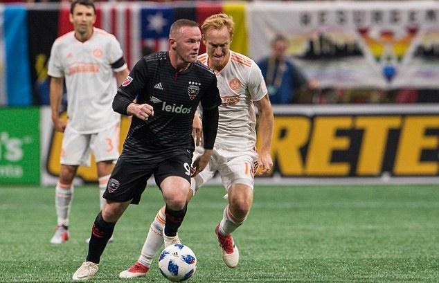 Rooney gây thất vọng, DC United bại trận - Bóng Đá