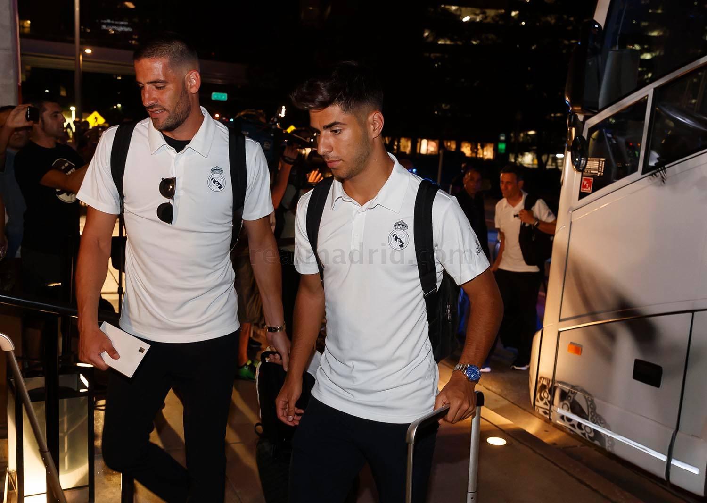 Real Madrid mang đội hình khủng đi du đấu Hè - Bóng Đá