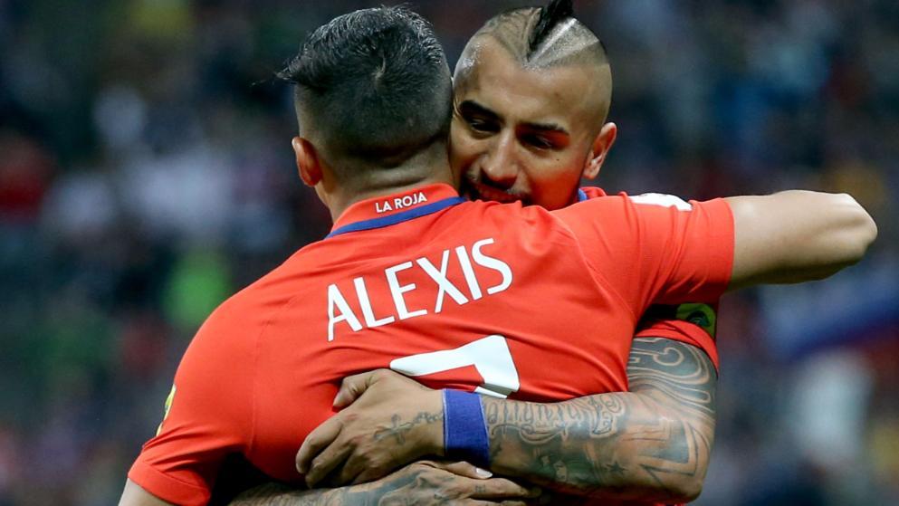 Sanchez thất vọng ra mặt khi Man Utd không mua Vidal - Bóng Đá