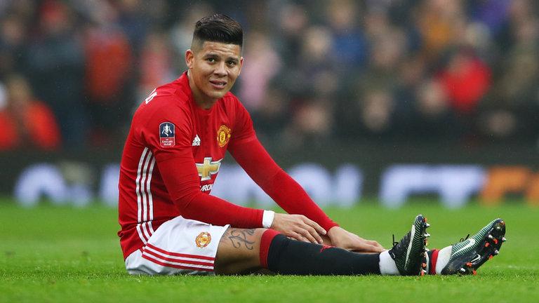 SỐC: Marcos Rojo miễn cưỡng ở lại Man Utd? - Bóng Đá