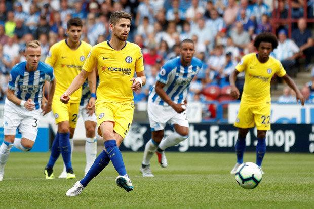 Jorginho sẽ là một siêu tiền vệ của Chelsea - Bóng Đá