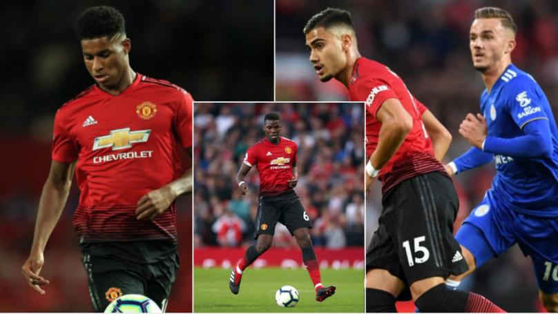 Cầu thủ trẻ Man Utd ra sân nhiều hơn cầu thủ trẻ Man City toàn bộ mùa trước - Bóng Đá