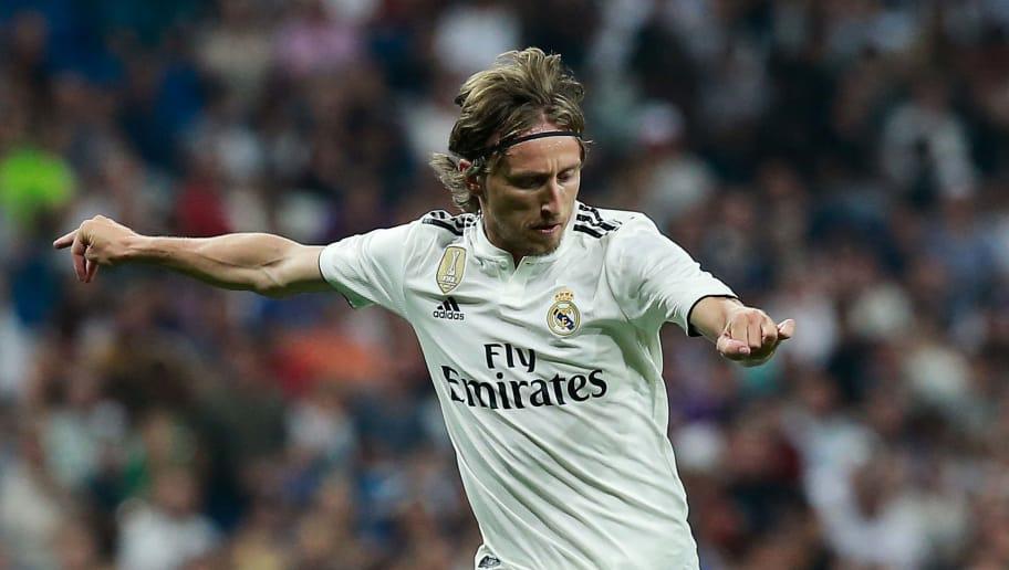 NÓNG: Luka Modric muốn tới Inter Milan - Bóng Đá