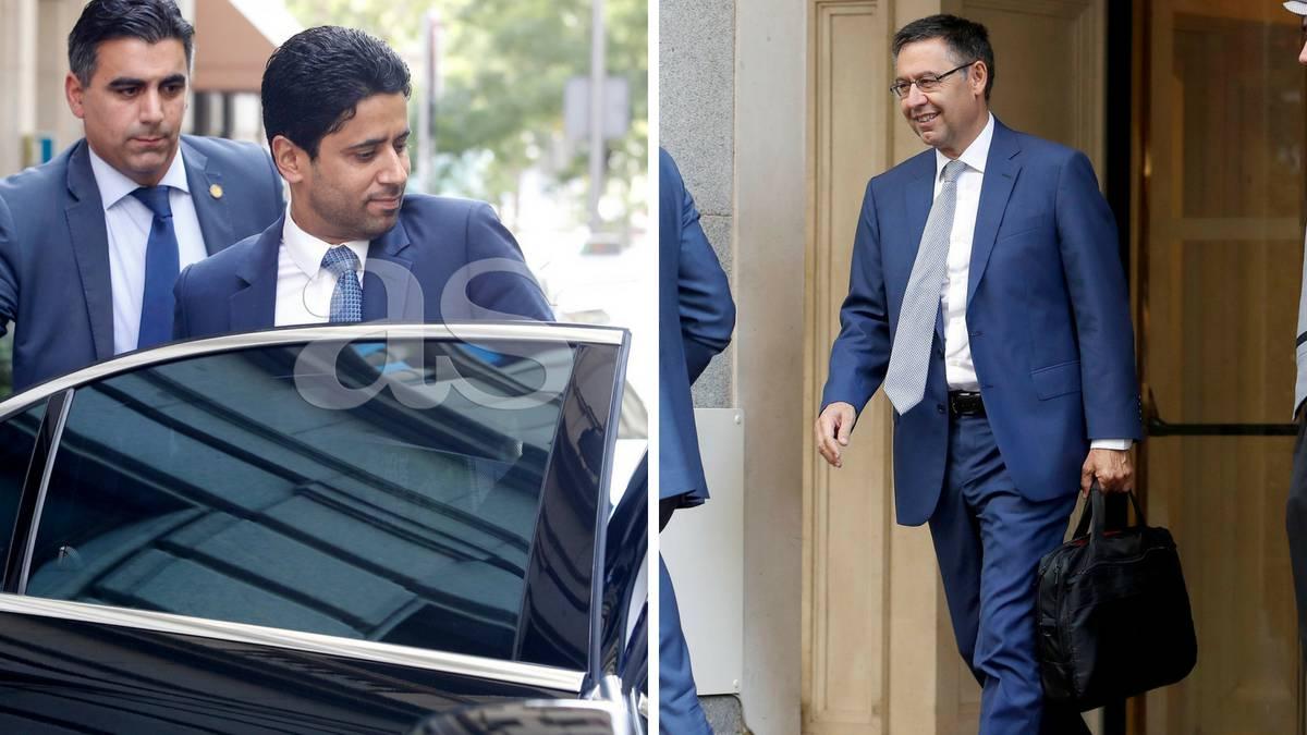 NÓNG: Sếp bự gặp nhau, PSG và Barca trao đổi 2 thương vụ khủng - Bóng Đá