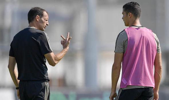 Vì điều này, Ronaldo khiến HLV Juventus đau đầu - Bóng Đá