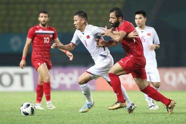 HLV U23 Syria BẬT NGỬA với U23 Việt Nam vì điều này (thể lực) - Bóng Đá