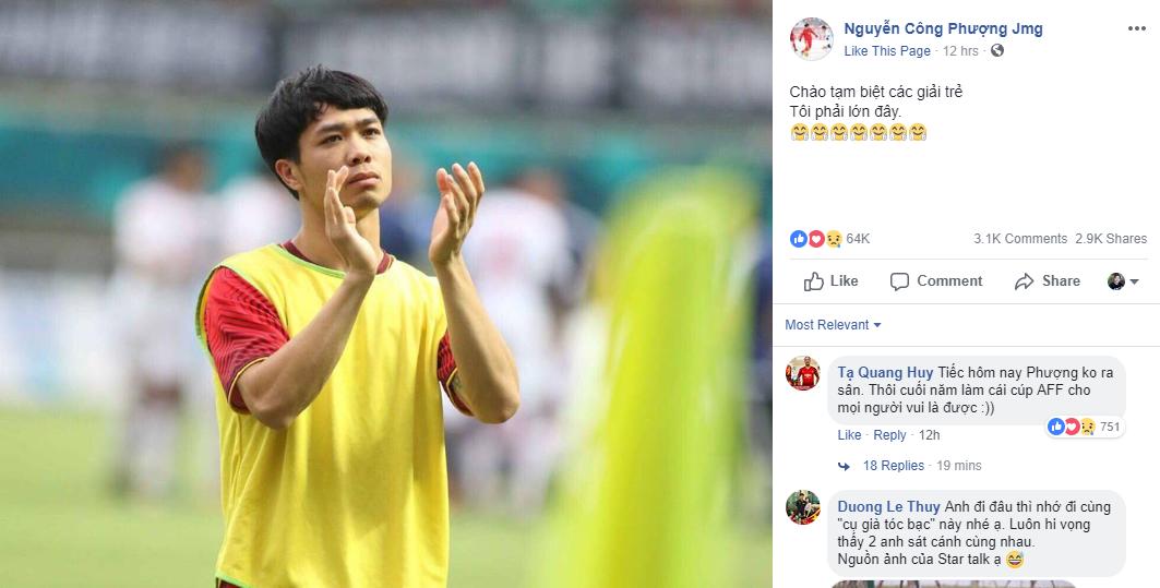 Công Phượng và nhiều cầu thủ chia tay lứa U23 - Bóng Đá