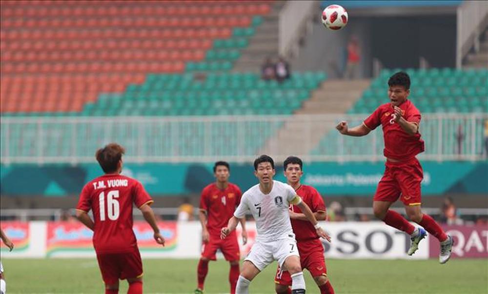 Vô địch, U23 Hàn Quốc được thưởng bèo bọt so với U23 Việt Nam - Bóng Đá