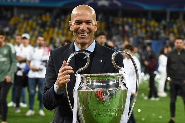 Đối thoại Zinedine Zidane: Bí quyết 3 lần liên tiếp vô địch Champions League - Bóng Đá