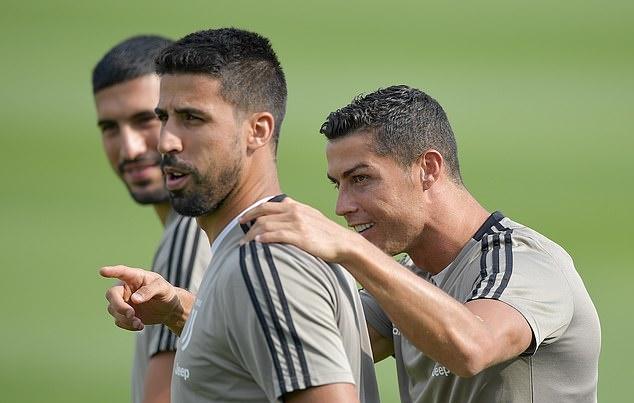 Một buổi tập đủ để thấy Ronaldo nôn nóng ghi bàn ra sao - Bóng Đá