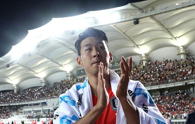Son Heung-min mang Huy chương vàng ASIAD tới Anh - Bóng Đá