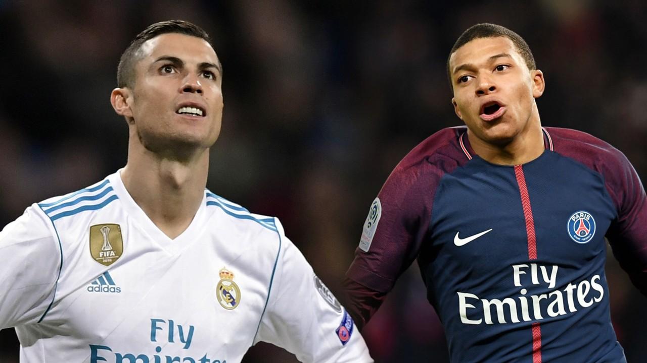 Mbappe hẹn gặp Ronaldo ở chung kết Champions League - Bóng Đá