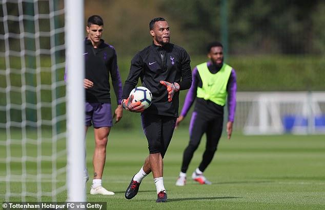 Tottenham tập luyện - Bóng Đá