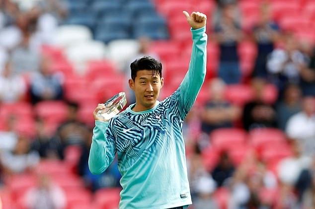 Son Heung-min lại cày ải, suýt mang về quả 11m cho Tottenham - Bóng Đá