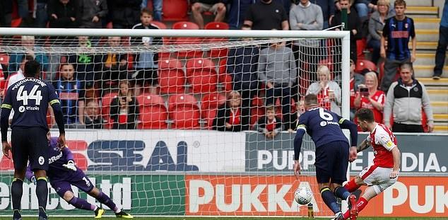 Lampard chửi trọng tài rồi bị đuổi, Derby County thua muối mặt - Bóng Đá