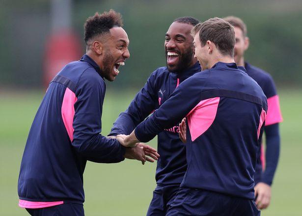 5 điều rút ra ở buổi tập của Arsenal trước Europa League - Bóng Đá