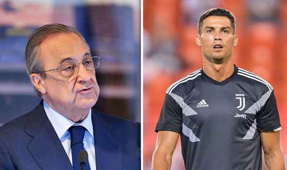 Perez nói về việc bán đứt Ronaldo.