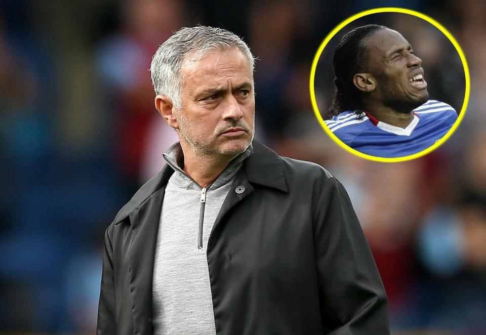 Chuyện chưa từng kể: Cầu thủ Chelsea khóc nức nở khi Mourinho ra đi - Bóng Đá