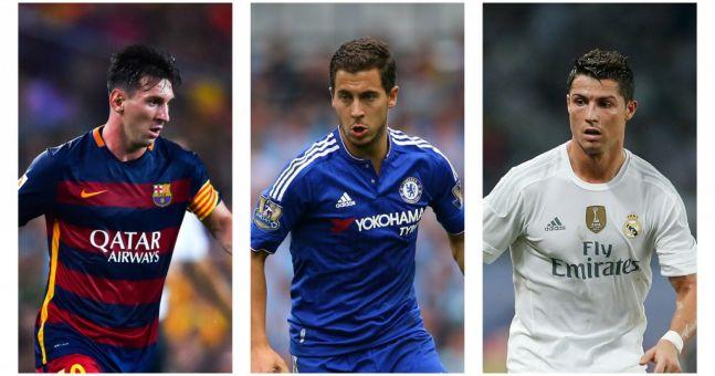 Đây là 4 cầu thủ hay nhất thế giới hiện tại - Bóng Đá