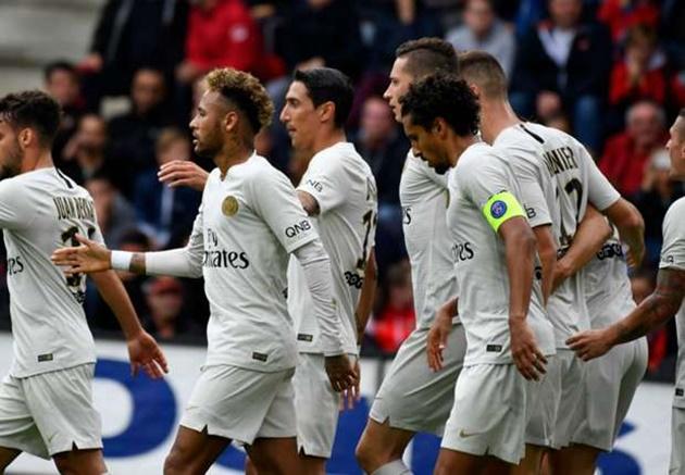 Trực tiếp Rennes - PSG:  - Bóng Đá
