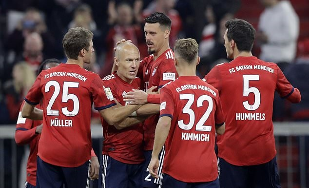 Bayern Munich - Bóng Đá