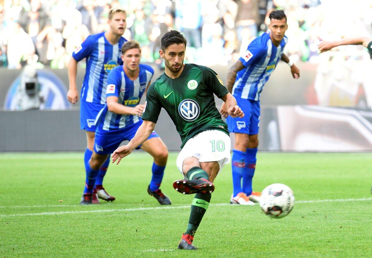 Hertha Berlin lập kỷ lục phạt đền - Bóng Đá