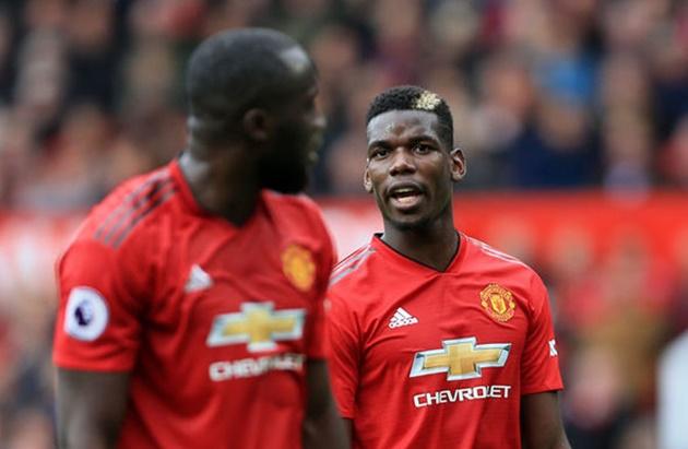 Nội bộ Man Utd chia nửa: Nhiều cầu thủ về phe Pogba, số ít ủng hộ Mourinho! - Bóng Đá