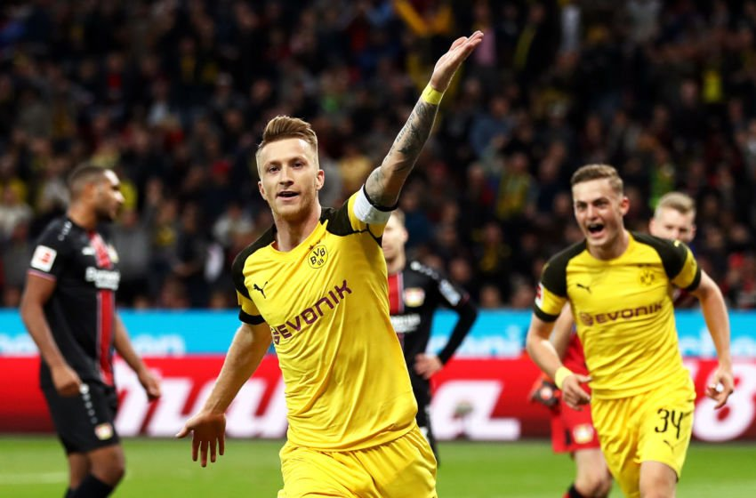 Ngược dòng khó tin, Dortmund soán ngôi Bayern Munich - Bóng Đá