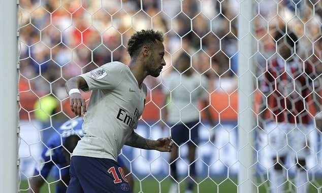 Neymar rực sáng, PSG hủy diệt cả giải đấu - Bóng Đá