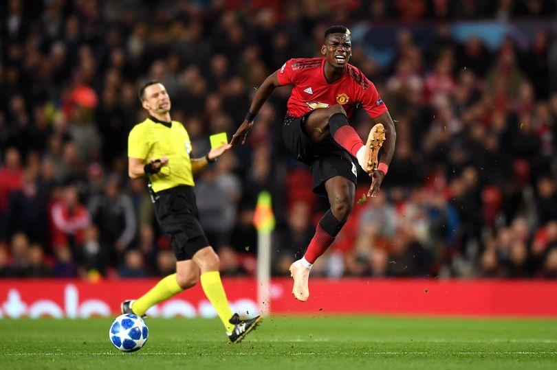 Pogba dùng 4 từ phản ứng về trận hòa của Man Utd - Bóng Đá