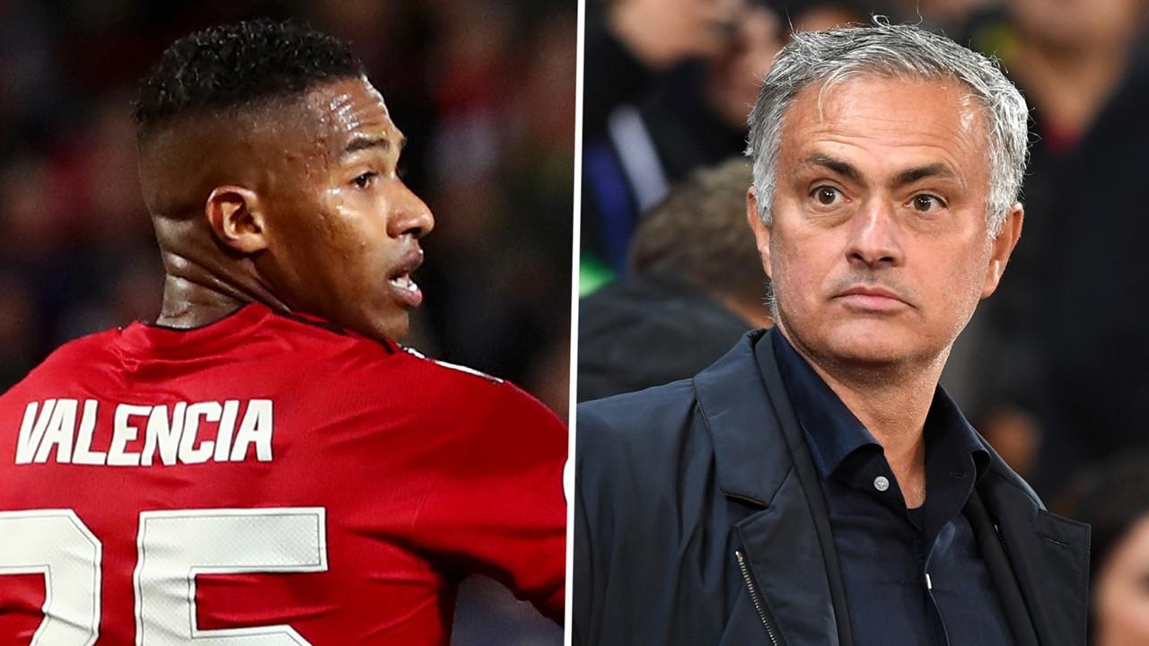Valencia tiết lộ nội tình phòng thay đồ Man Utd, nói về mối quan hệ với Mourinho - Bóng Đá